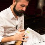 Il Maestro Collaboratore Andres Jesus Gallucci.
