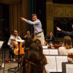 Riccardo Muti con Alberto Maniaci.