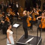 Concerto di Gala, Giedrė Šlekytė direttrice d'orchestra.